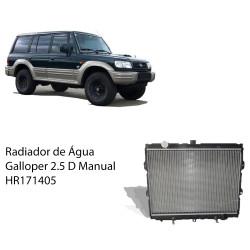 Radiador de Água Galloper 3.0 V6 Manual