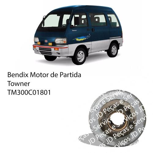 Bendix Motor de Partida
