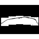 Cabo de freio traseiro lado esquerdo do Kia Carnival 98/06