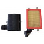 Caixa filtro ar completa Fiorino/uno fase 1/ uno mille 04/13