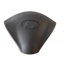 Capa de Buzina do Volante Hyundai HR 2012/ ...