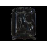 Portinhola da tampa do tanque de combustível do Nissan Sentra 00/06