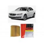 Refil Filtro Lubrificante Volvo C70/S40/S60/S80