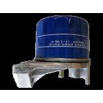 Suporte  filtro lubrificante com filtro do Asia Rocsta