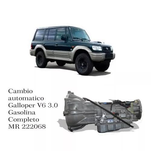 Cambio Automático Galloper V6 3.0 Gasolina