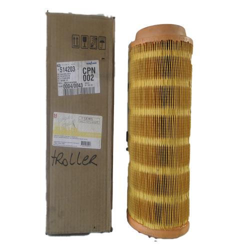 Filtro de Ar Troller T4/GMC 6.150